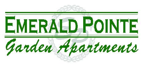 Emerald Pointe Garden Apartments Logo