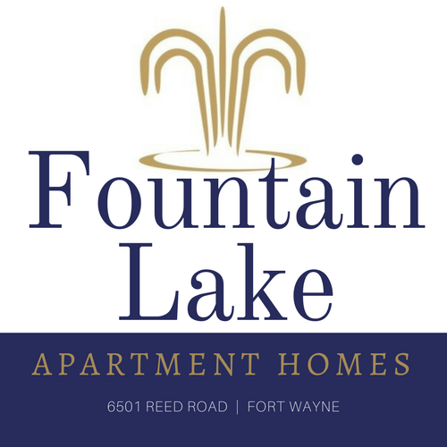 Fountain Lake Apartment Homes Logo