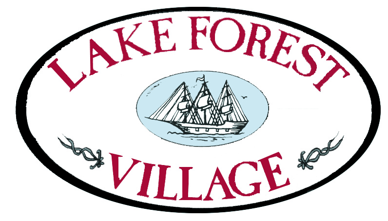 Lake Forest Village Logo