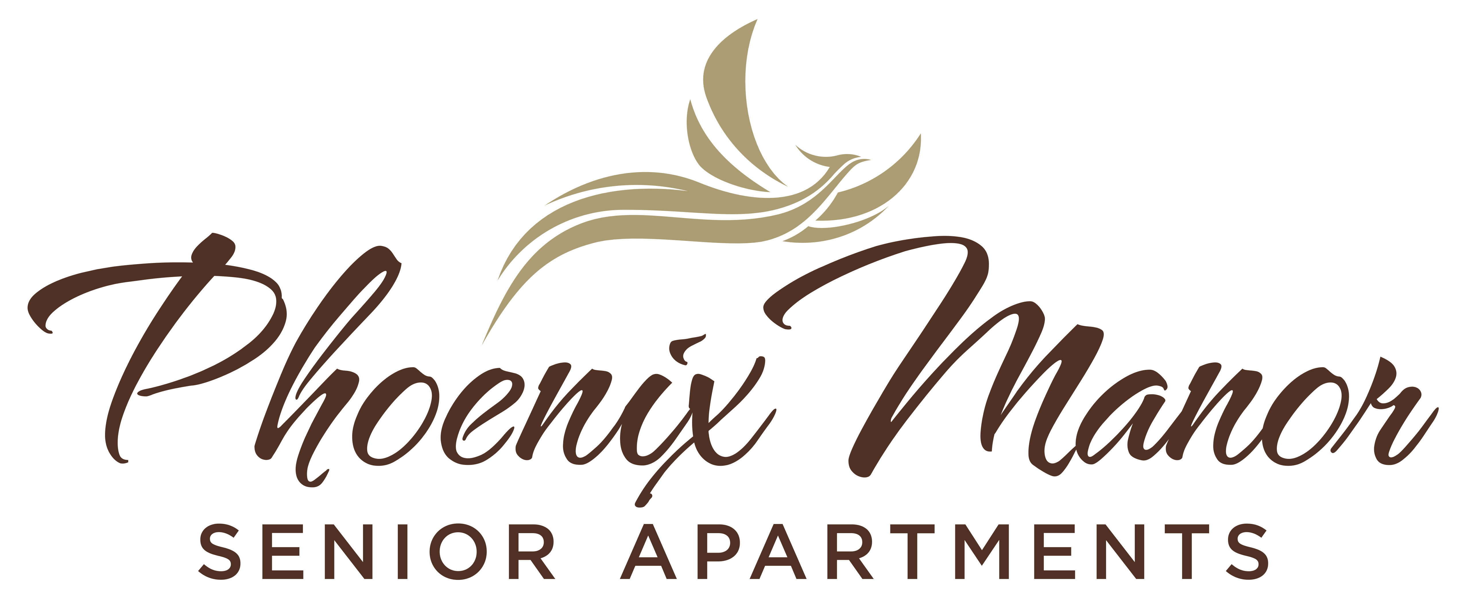 Phoenix Manor (Woodburn) Logo