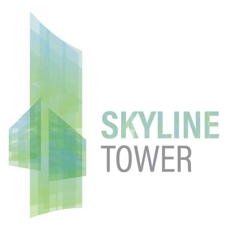 Skyline Tower Apartments Logo