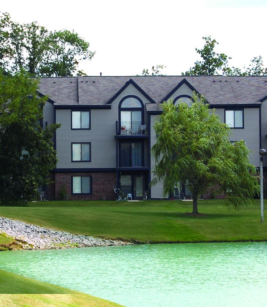 Dupont Lakes Apartments For Rent Northwest Fort Wayne