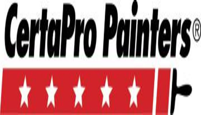 Thank you to CertaPro Painters for their Gold Sponsorship!!
