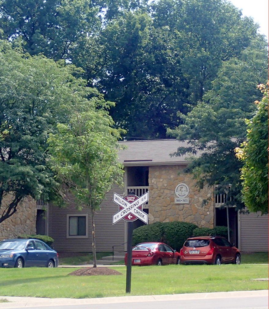 Willow Creek Apartments For Rent Southwest Fort Wayne