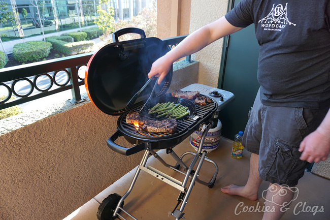 You Can Still Grill When Renting An Apartment